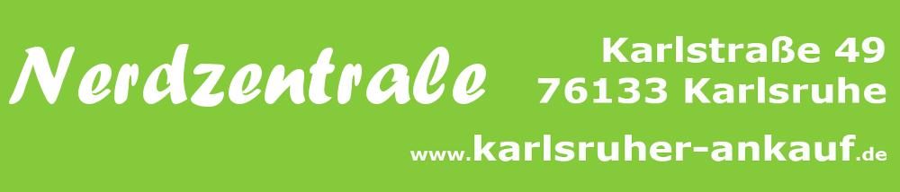 Nerdzentrale An Verkauf Karlsruhe Die Nerdzentrale
